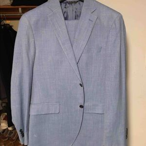 Ermenegilo Zegna Light Blue Suit